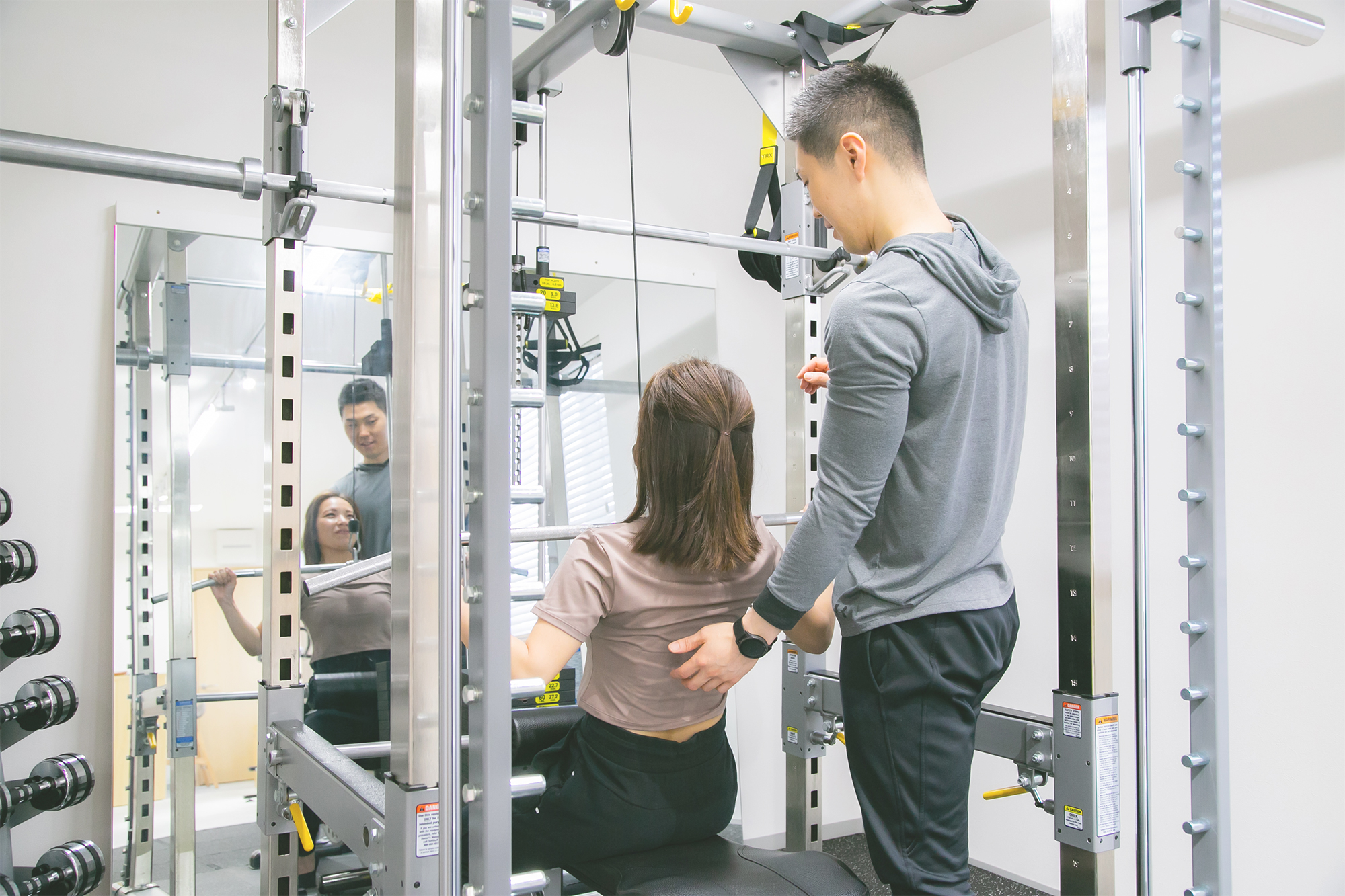 WestCoast(ウェストコースト)滋賀県本堅田パーソナルトレーニングジム